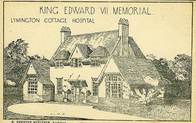 Hospital King Edward VII Hospital Lymington