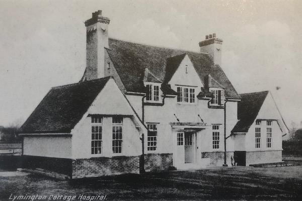Lymington Cottage Hospital 600x400