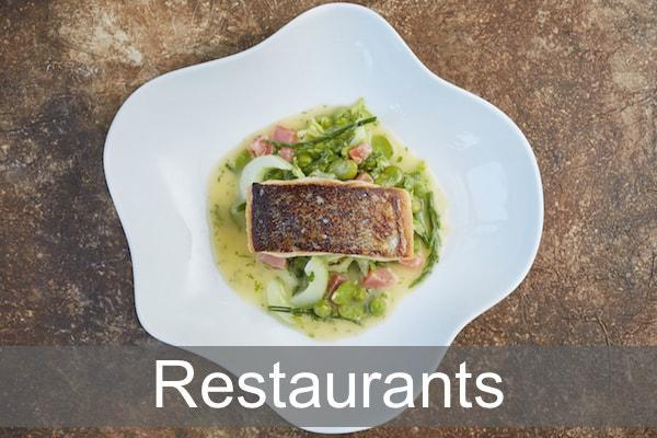 Restaurants in the New Forest and Lymington area