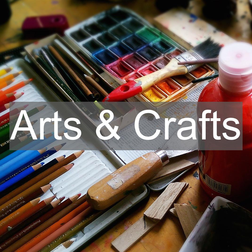 arts and crafts clubs in the Lymington and New Forest area