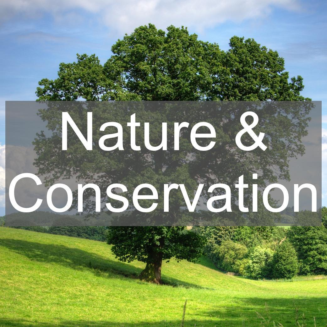 nature and conservation groups