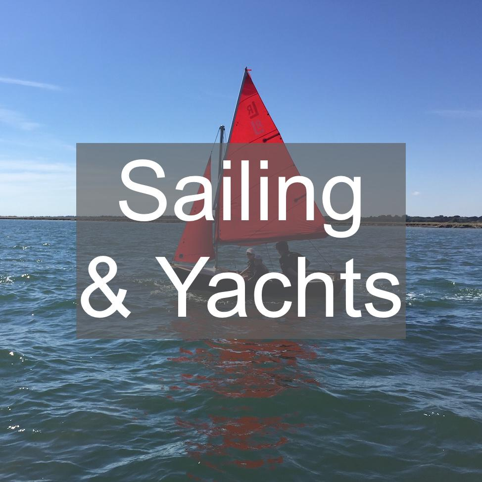 sailing and yacht clubs