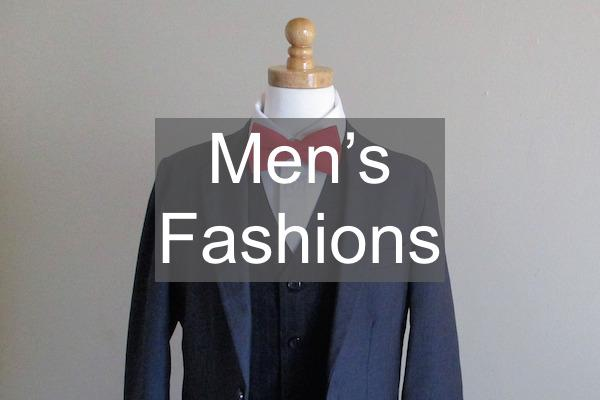 mens fashion shops in lymington and the new forest