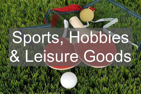 sports hobbies leisure shops in lymington and the new forest