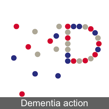 Lymington Dementia Action Group logo