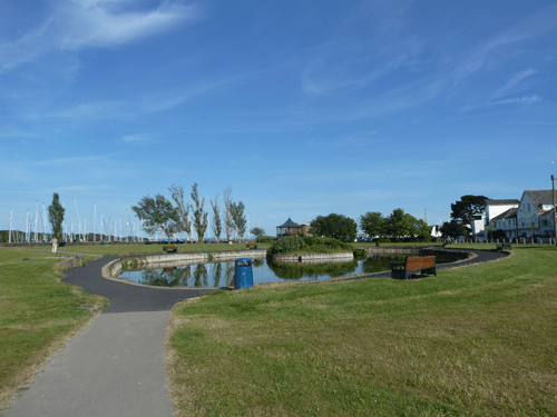 bath rd recreation ground lymington