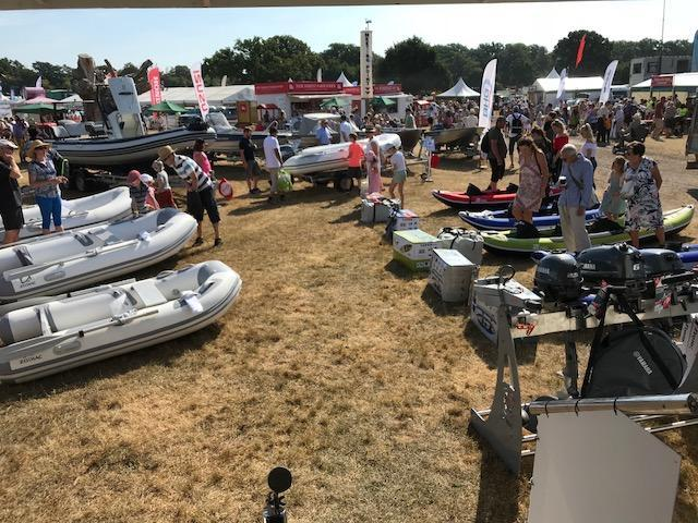 bhg marine new forest show 2018