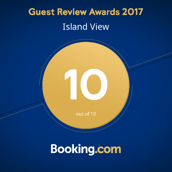 booking award Island View Lymington