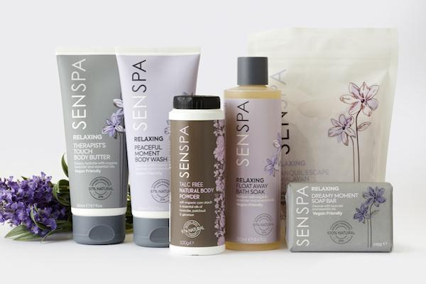 SenSpa beauty products with four international awards 2019