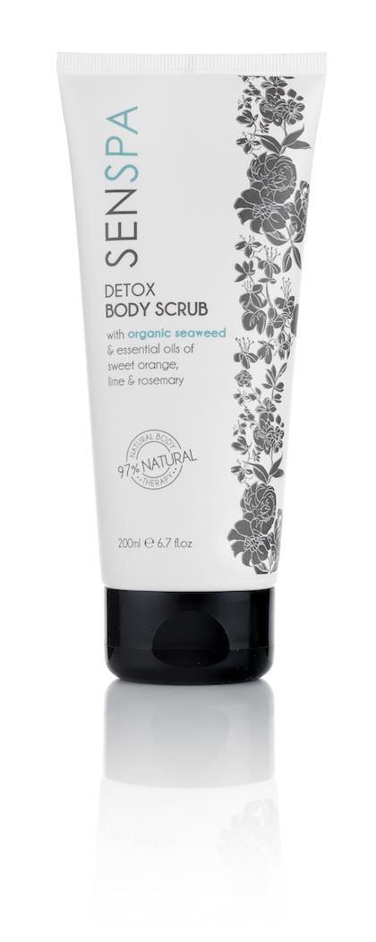 Sen Spa Detox Scrub F1 winner at The Beauty Bible Awards 2017