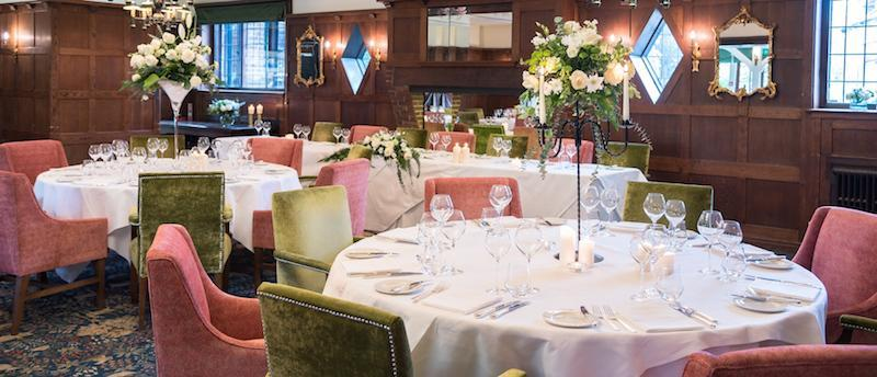 Weddings at the Montagu Arms Hotel Beaulieu