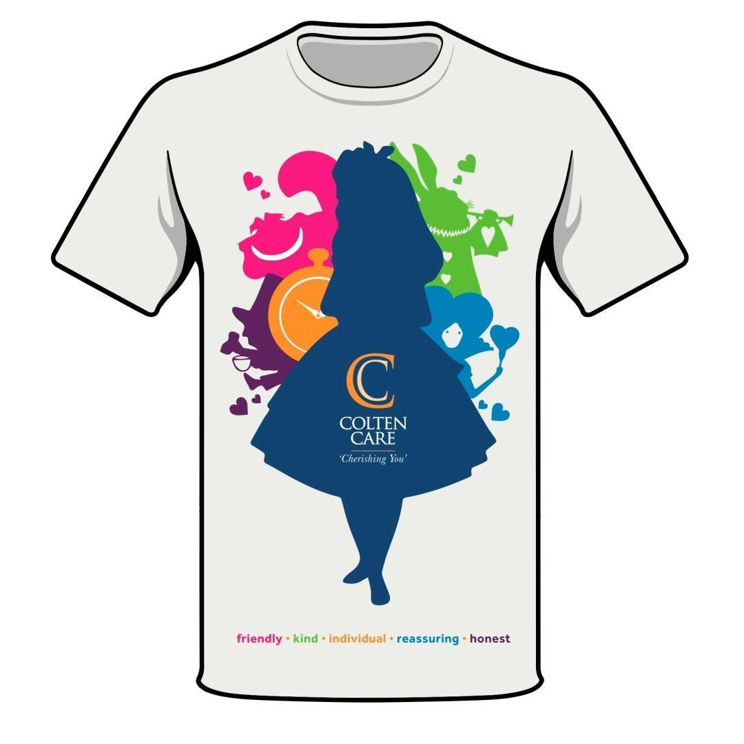 The Colten Care Lymington Carnival 2018 TShirt
