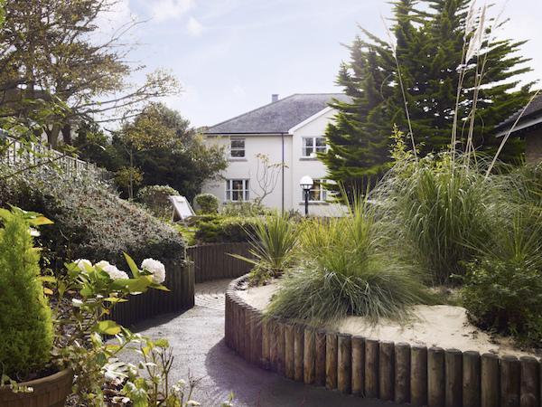 Avon Reach in Mudeford has beautiful gardens
