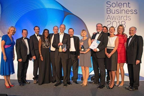 Colten Care wins 'Company of the Year' at prestigious awards