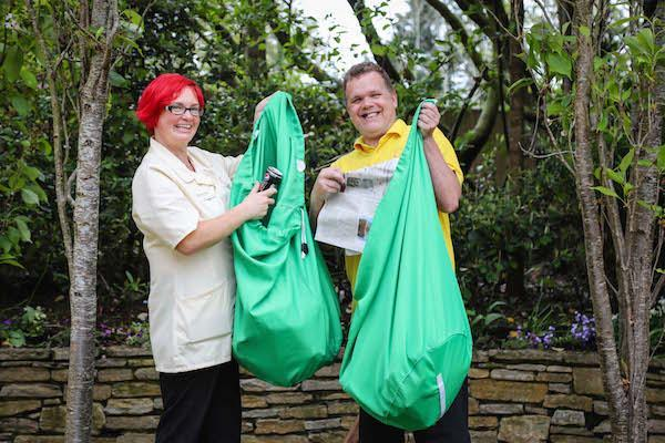 New Forest care home provider removes a million pieces of plastic from its work