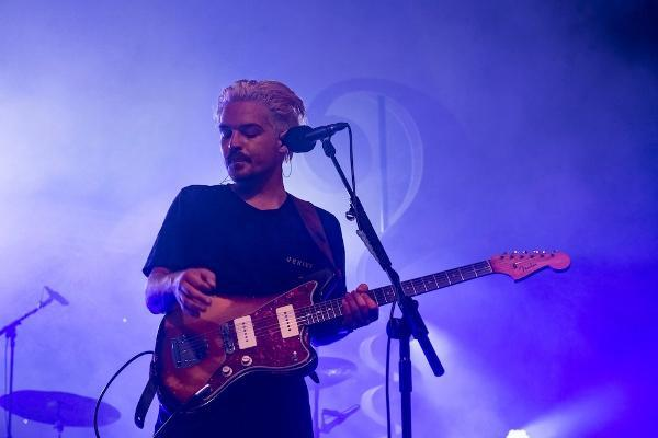 Milky Chance a delight at the Curious Arts Festival Friday night headline act 2018