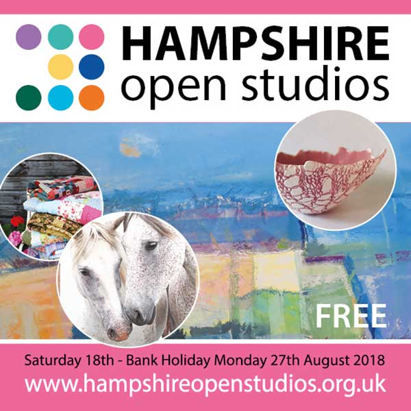 hampshire open studios 2018