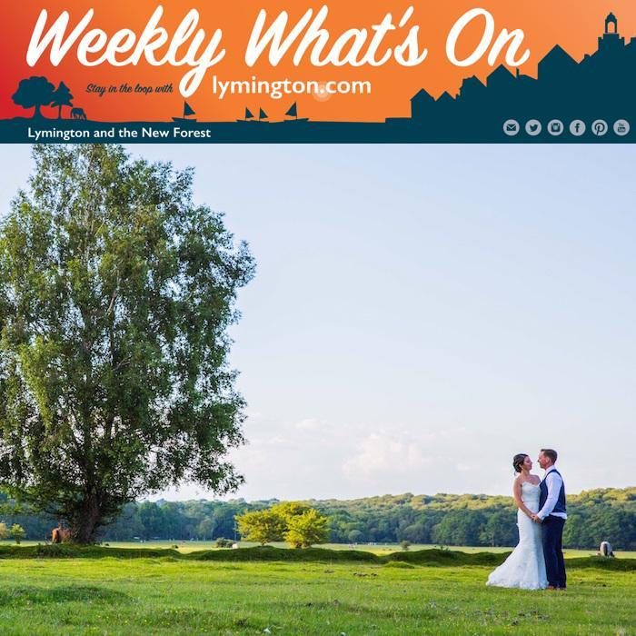 New Forest Wedding - Weekly What's On Lymington dot com