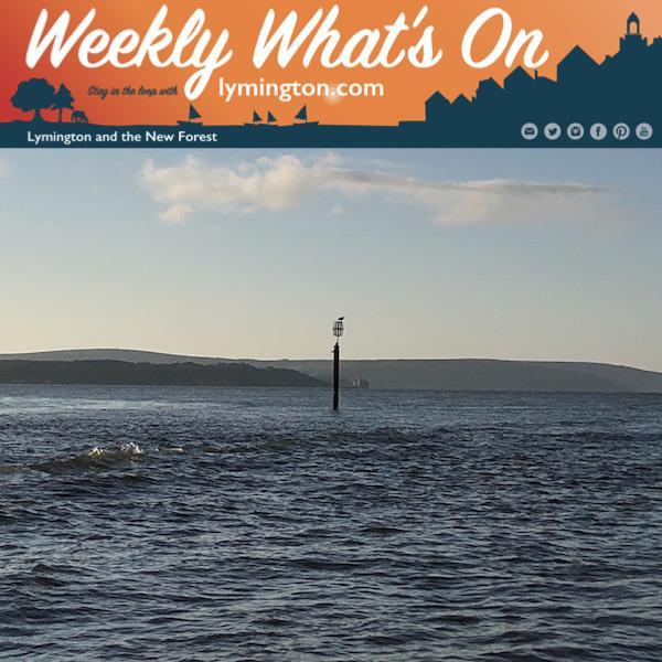 Jack in the Basket Weekly Whats On from Lymington dot com