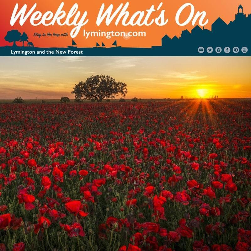 New Forest Weekly What's On from Lymington.com