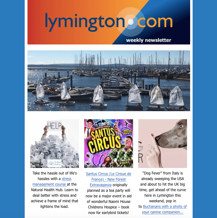 lymington newsletter 1 june
