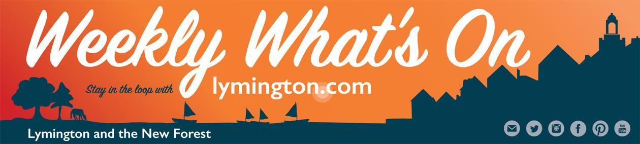 Weekly What's On from Lymington.com