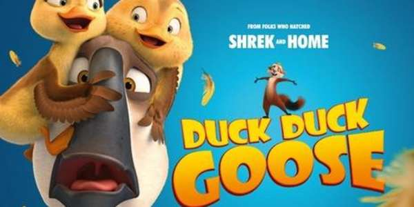 Duck Duck Goose at the Malt Cinema in Lymington May 2018