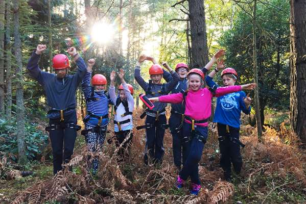 New Forest Activities holiday adventure day
