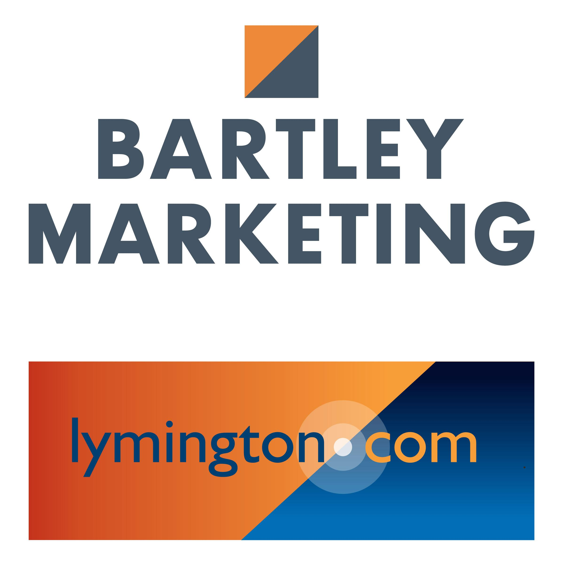 Bartley Marketing and Lymington dot com logos