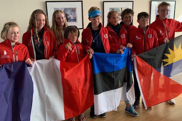 Top results for RLymYC at International Optimist Selections