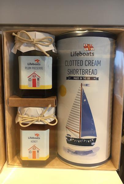 Gifts at the RNLI Shop Lymington