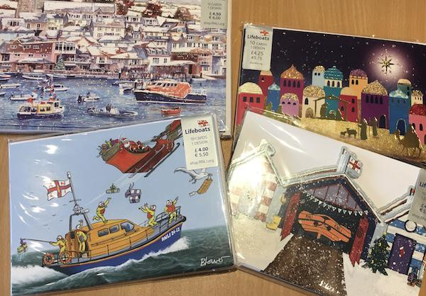 RNLI Christmas Cards