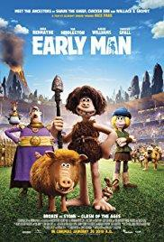 Early Man showing at the Lymington Centre in February half term