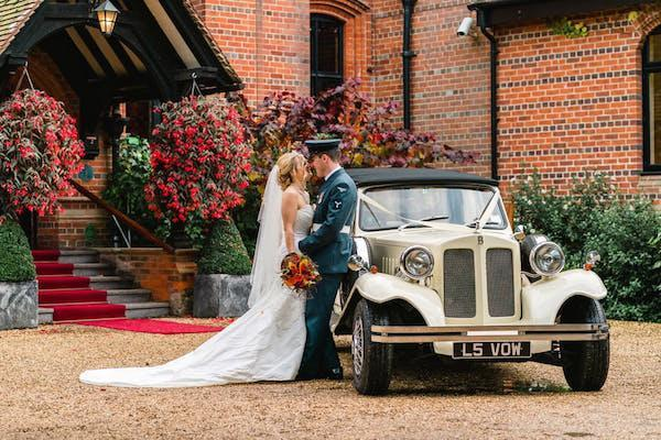Weddings at Careys Manor Hotel