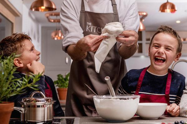 Cook up a delicious children's party at The Kitchen