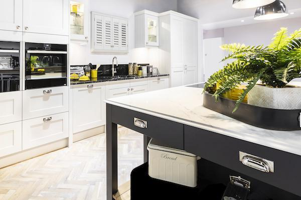 Crestwood of Lymington – combining two kitchen ranges, Treloy and Keele