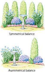 How to achieve balance in your garden