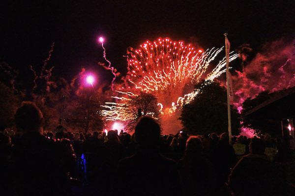 Bonfire Night and Firework Displays in the New Forest 2019