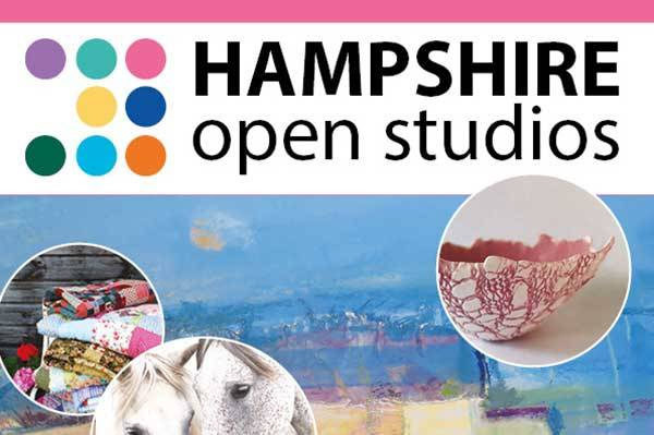 Hampshire Open Studios August 2018