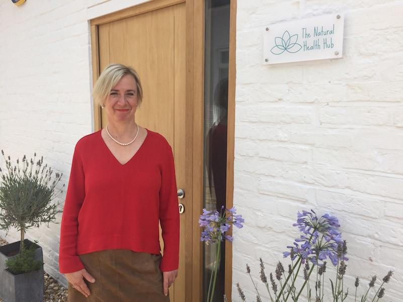 Lymington's Natural Health Hub is a Venus Award finalist!