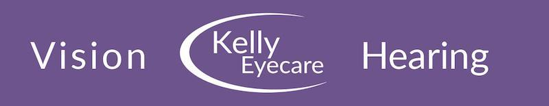 vision and hearing with Kelly Eyecare logo