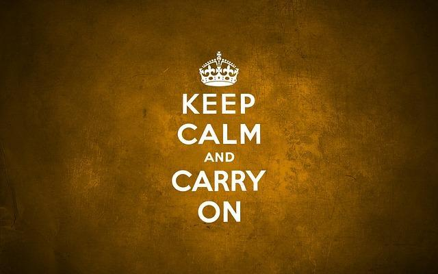 The budget: time to keep calm and carry on