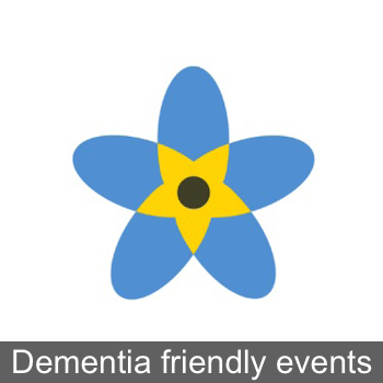 Dementia friendly events