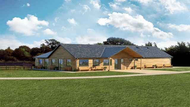 Get involved with the development of Lymington Sports Pavilion!