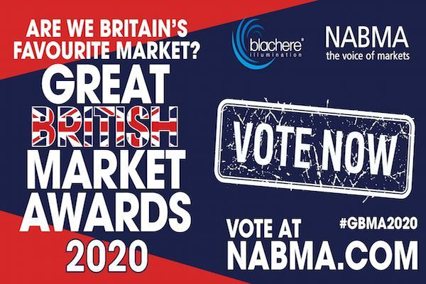 Vote for Lymington in the Great British Market Awards 2020!