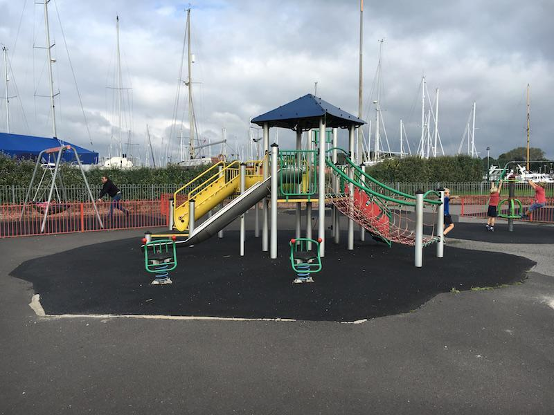 Lymington's Playgrounds: by the Experts!