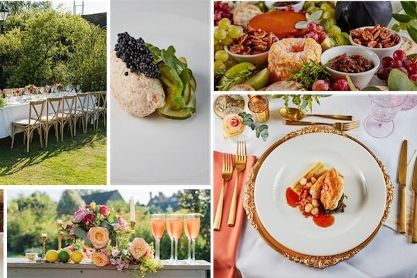 New Gourmet Wedding for Foodies at the Montagu Arms!