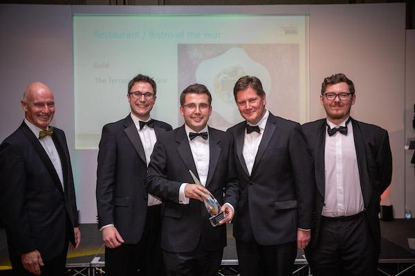 New Forest hotel celebrates gold at the Beautiful South Awards