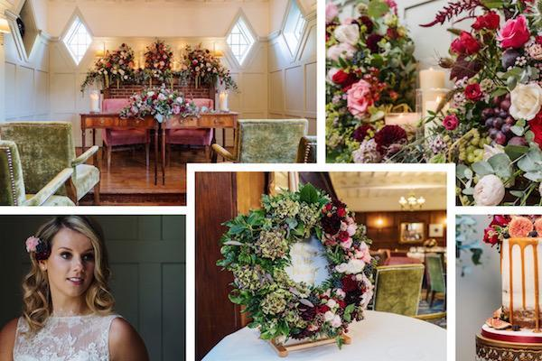 A Rich Blooms wedding at the Montagu Arms