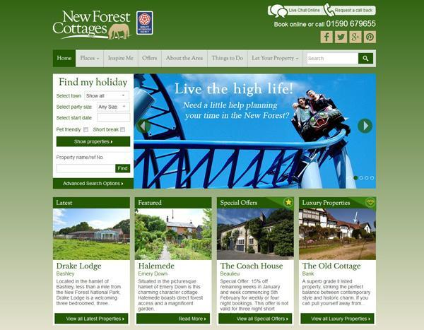 new forest cottages excellent and easy to use website for self catering cottages and other self catering accommodation